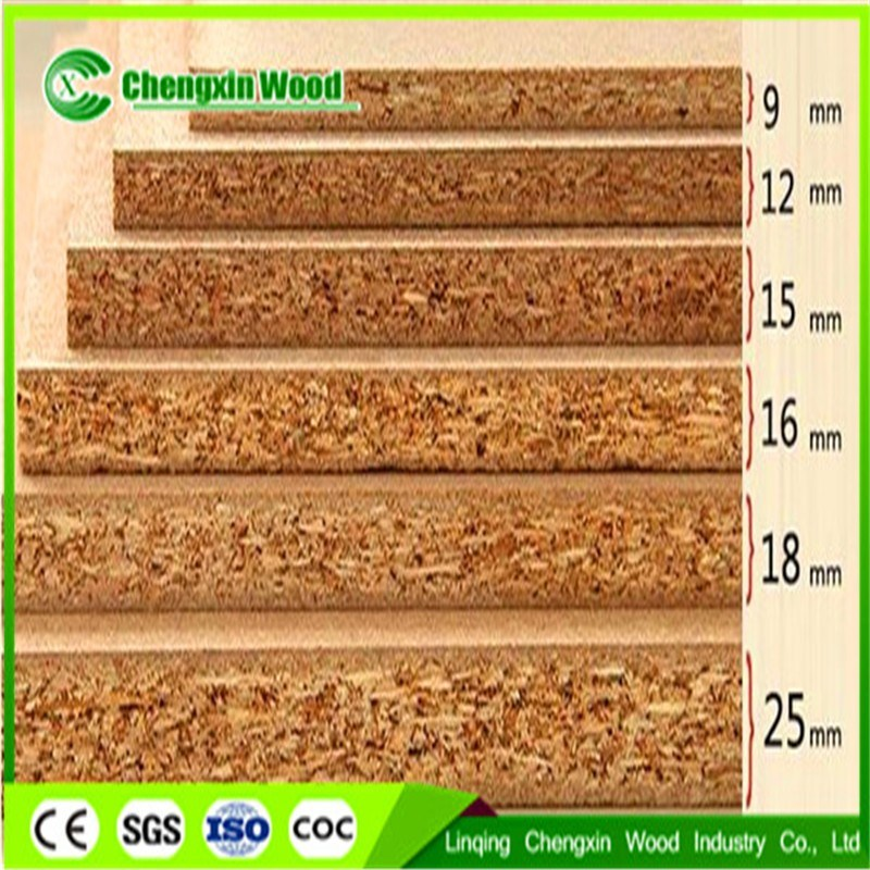 Melmaine Particle Board for Furniture