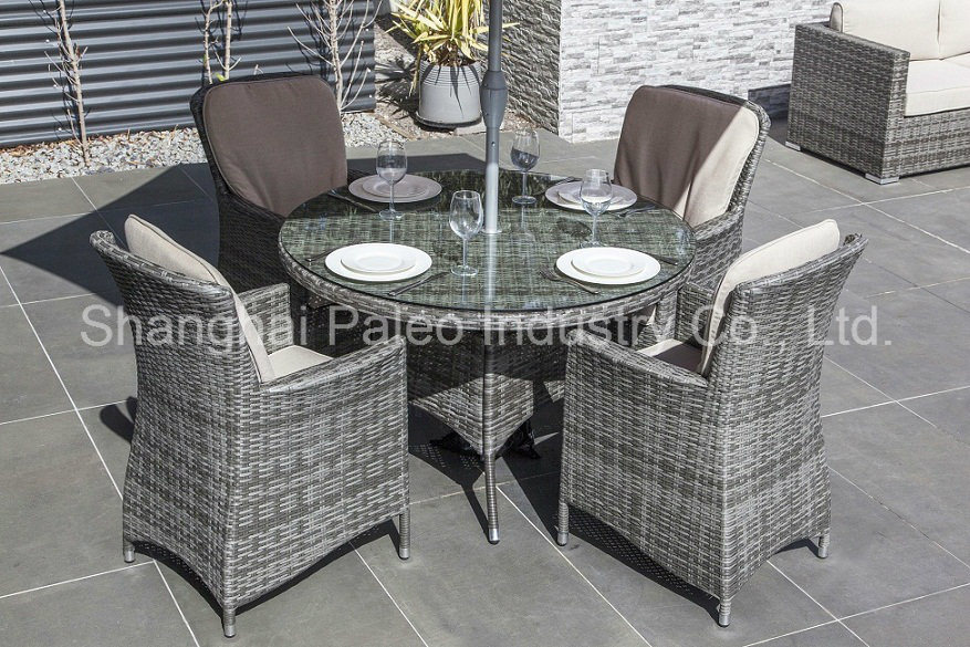 Amazoncom IDS Home Patio Furniture Set Clearance Rattan