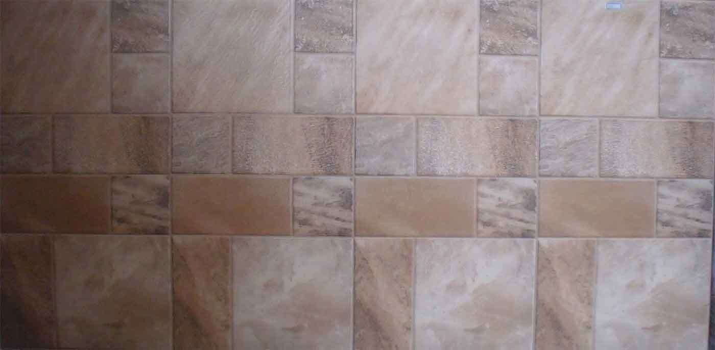 Ceramics Laminate Flooring of Stone Grain Color