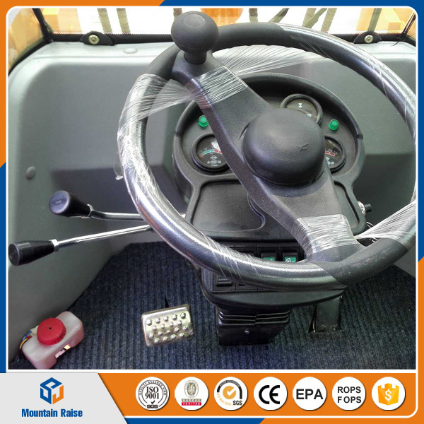 Mr916A Mini Advant Wheel Loader