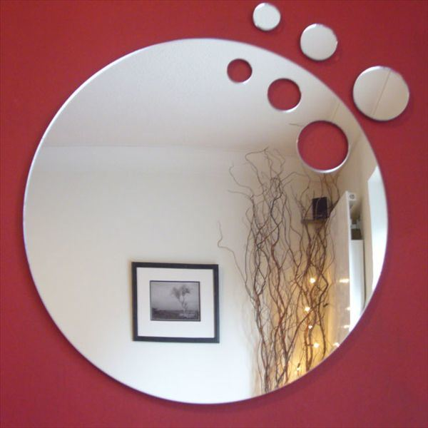 Copper Free Tempered Silver Mirror