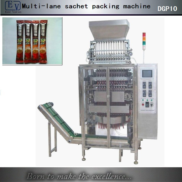 Sachet Coffee Powder Filling and Sealing Machine