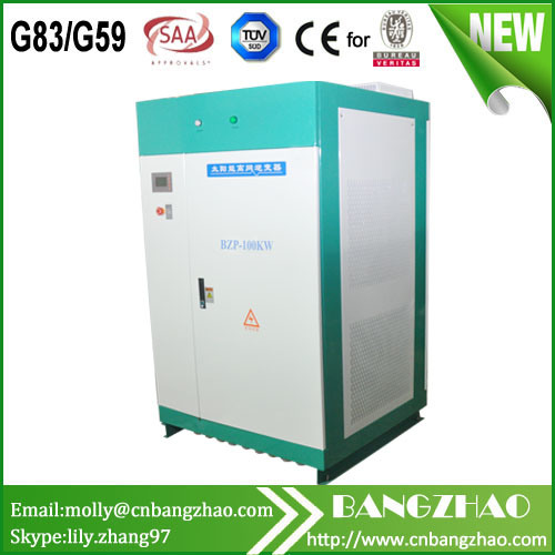 3 Phase 100kw Frequency Converter 50Hz to 60Hz