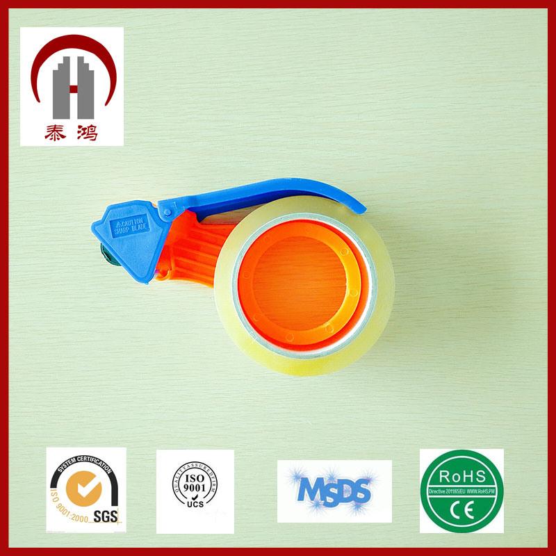 Plastic Material BOPP Adhesive Tape Dispenser