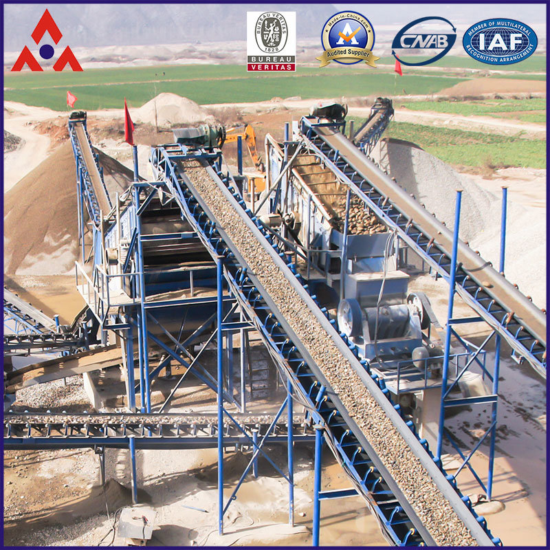High Tech and Performance Vibrating Screen with Circular Type