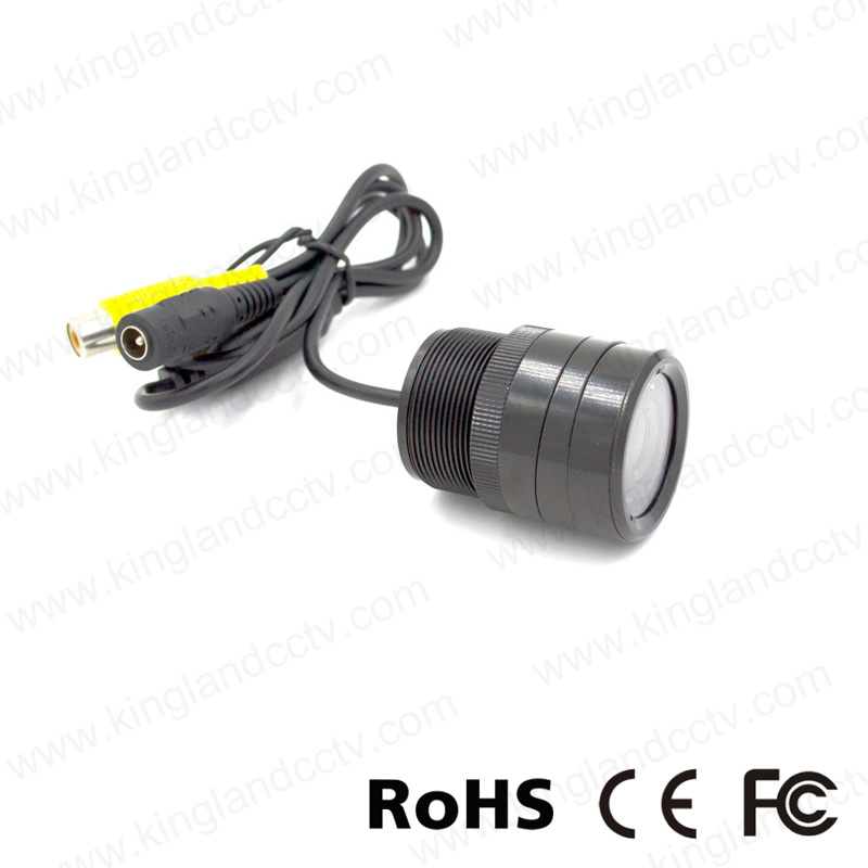 Hole Install Waterproof Infrared Car Rear View Camera