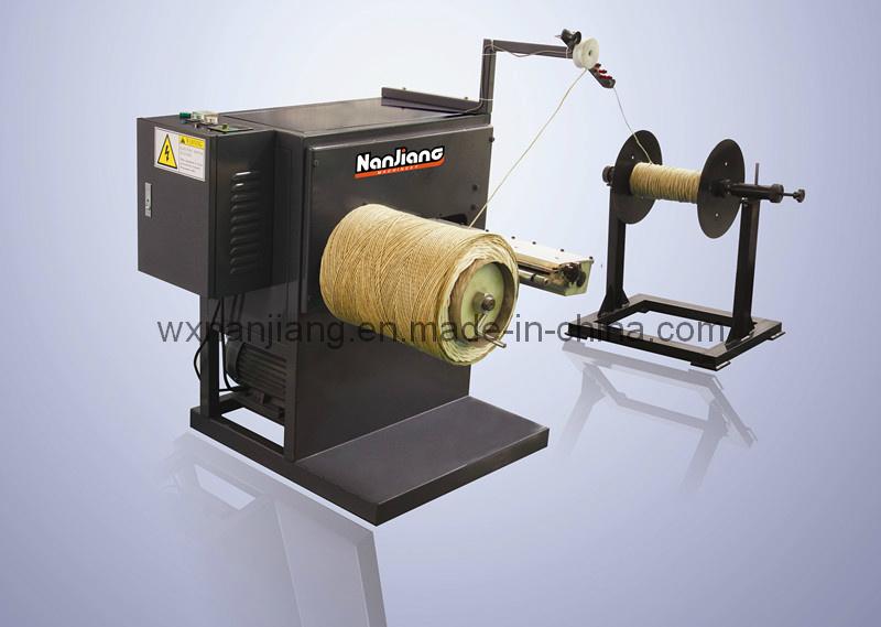 Paper String Rewinding Machine