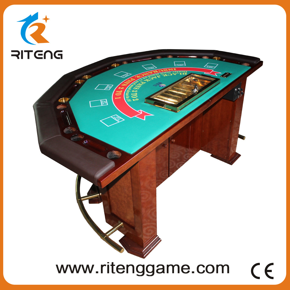 Casino Electronic Poker Gambling Table for Sale