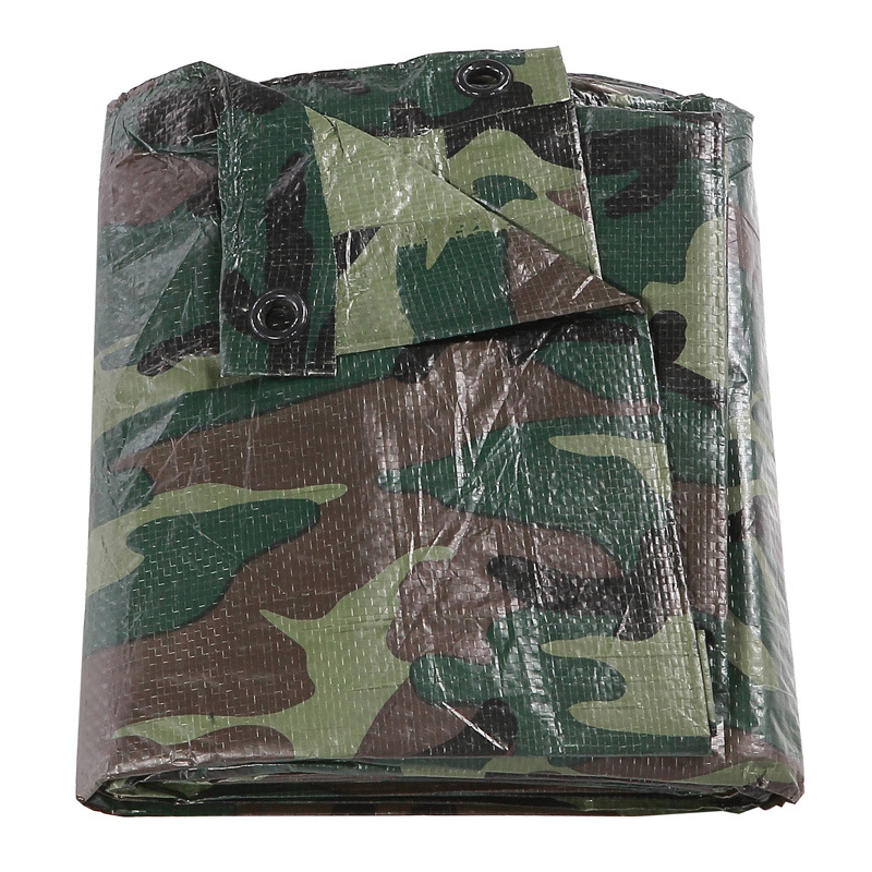 Tarpaulin of Military Tent Truck Sunshade Waterproof (TC190)