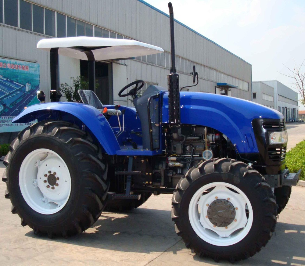 Farm Tractor 2 Wheel : China dq four wheel tractor