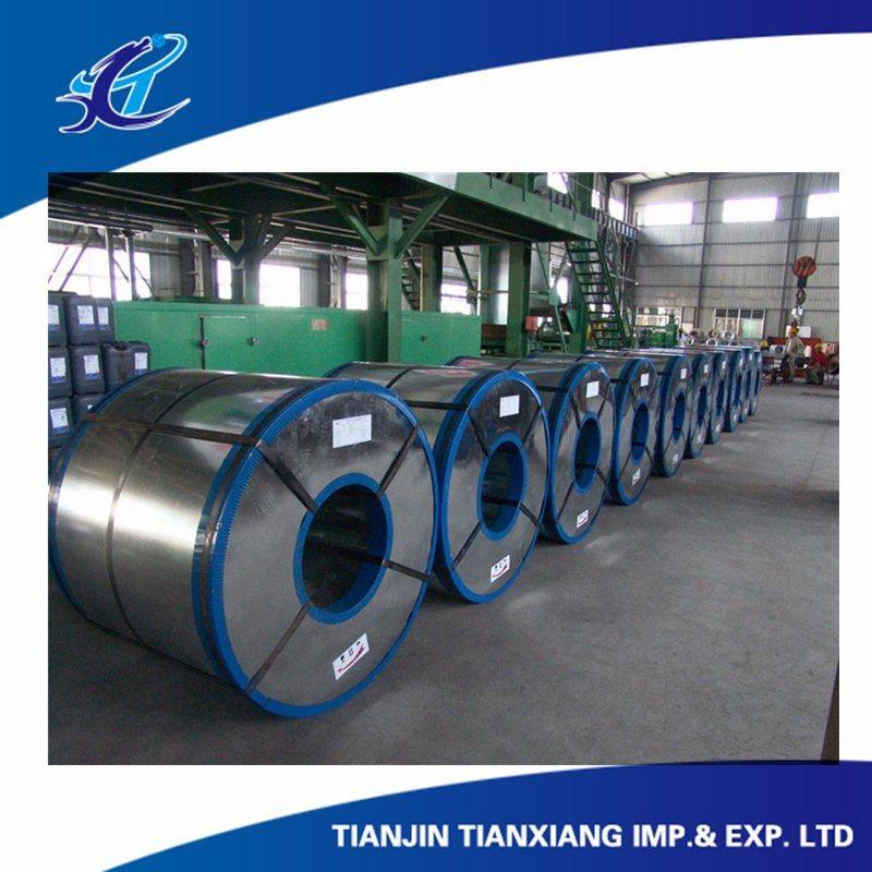 ASTM A653 JIS G3302 Galvanized Steel Coil