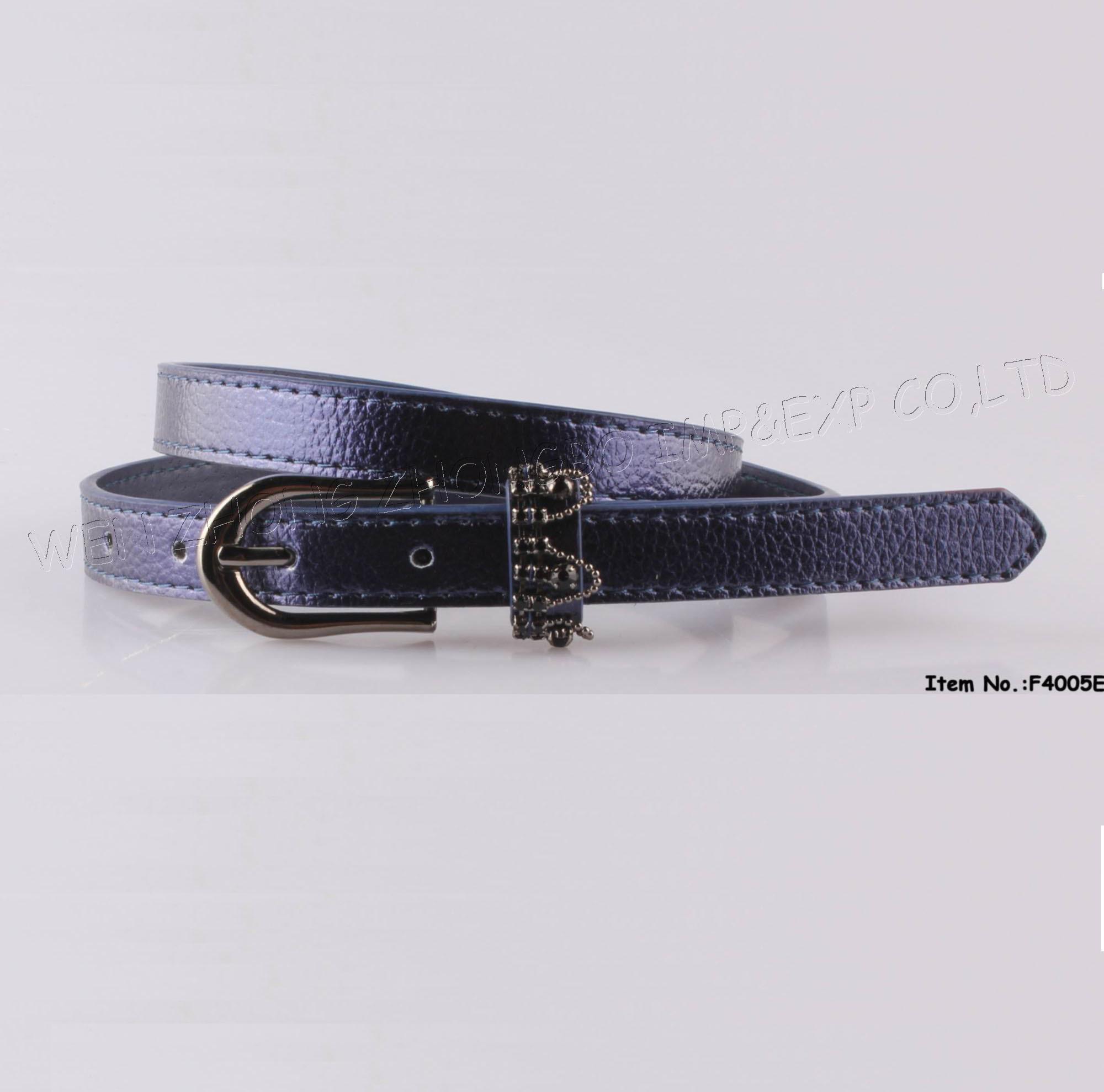 New Leather Fashion Women Belts with PU