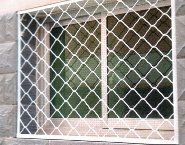Aluminum screen expanded aluminum screen for Window mesh screen