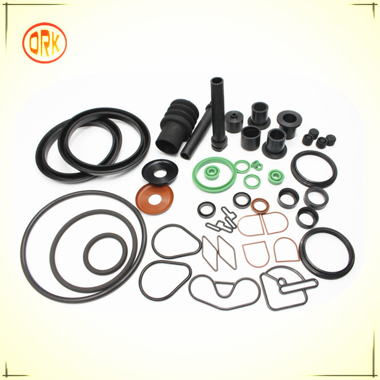 Black Rubber Parts Auto Parts
