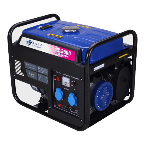 2kVA/2kw/2.5kw/2.8kw 4-Stroke Portable Gasoline/Petrol Generators with Ce