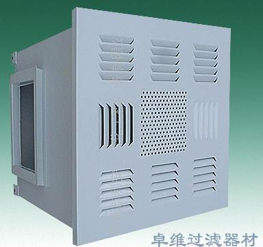 Cleanroom Filter Unit GH HEPA Filter Box