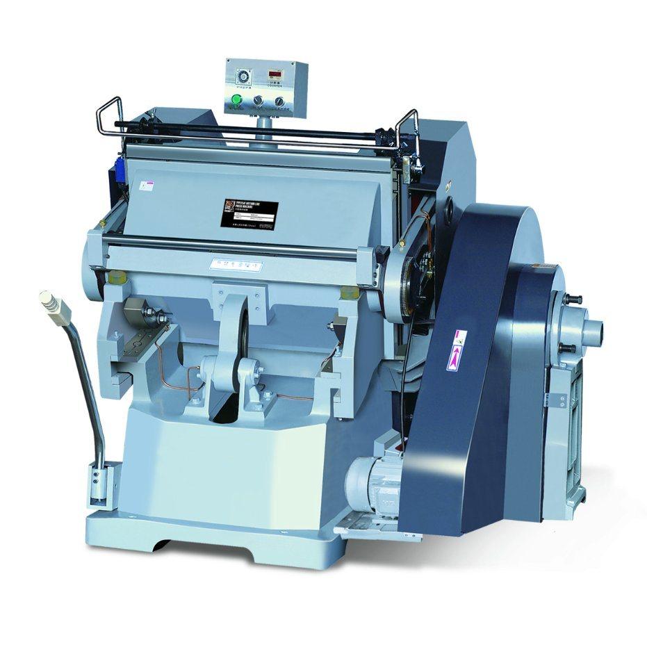 Ml-750X Creasing and Die Cutting Machine
