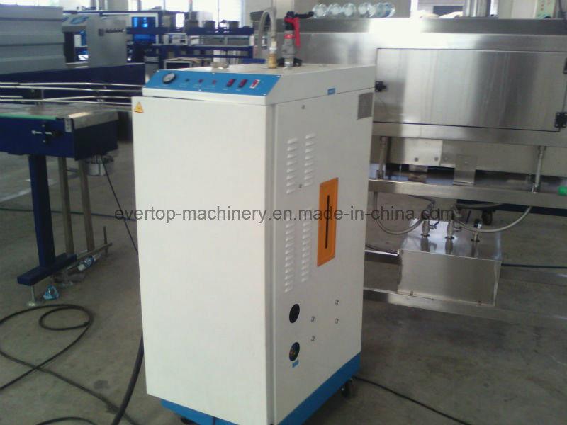 Automatic Hot Shrinking Bottle Sleeve Labeling Machine