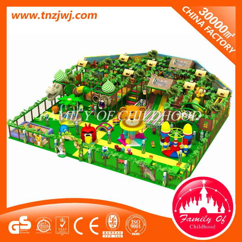 Indoor Playground Equipment Amusement Park for Shopping Mall