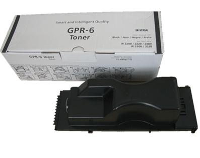 Compatible for Canon Gpr-6/Npg-18/C-Evx3 Copier Toner