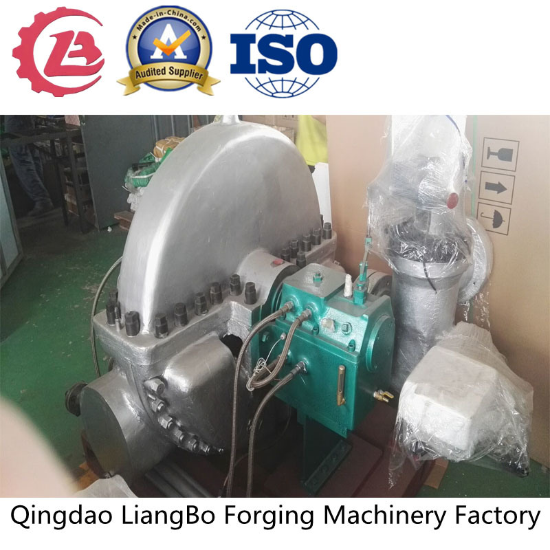1000kw (1MW) Extraction Condensing Steam Turbine Generator with ISO