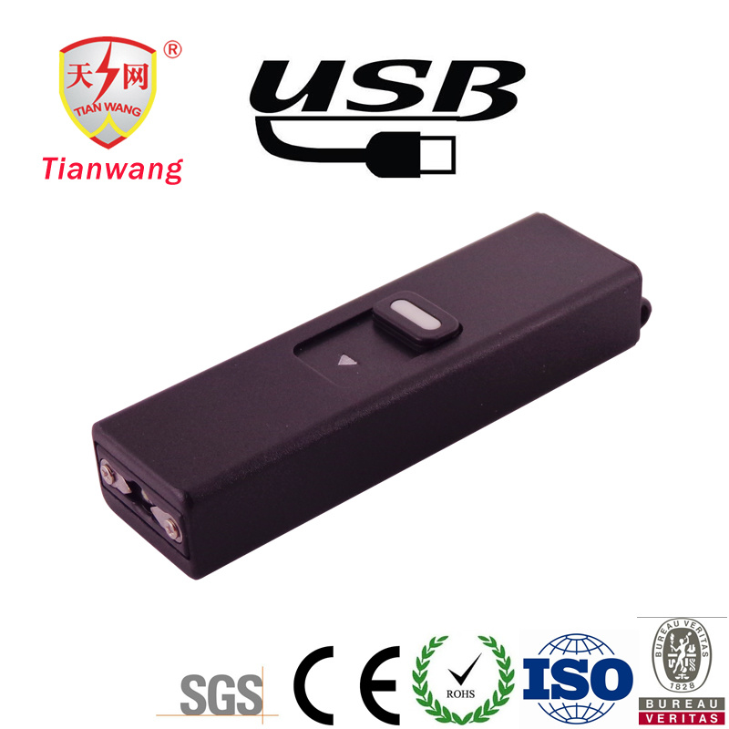 1502 Patented Miniature Keychain Stun Guns with Electric Shock