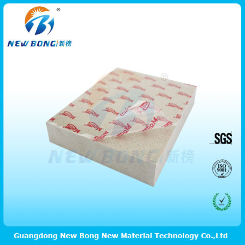 New Bong Transparent Color Artificial Marble PE Film