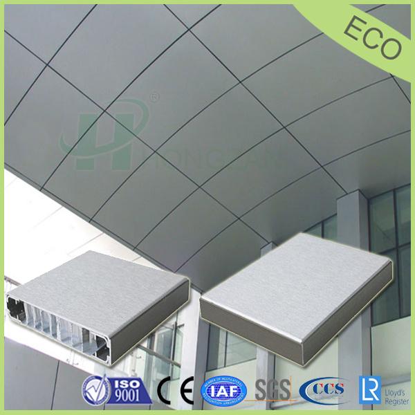 Special Shape Metal Honeycomb Composite Exterior Sun Louver