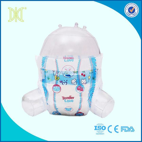 Super Absorption Softcare Baby Nappies Biodegradable Disposable FDA Baby Diaper