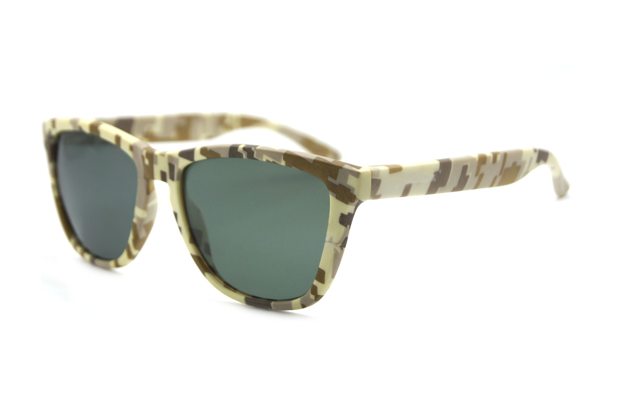New Design Good Quality Camouflage Frame Fashion Sunglasses