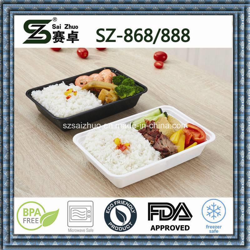 Factory Wholesale Stackable Plastic Food Storage Container (SZ-868)
