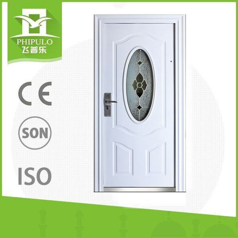 Morden Used Wrought Iron Entry Door From Professional Factory