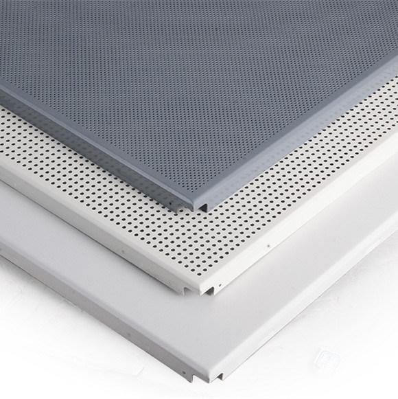Clip-in Tile Suspension Ceiling System