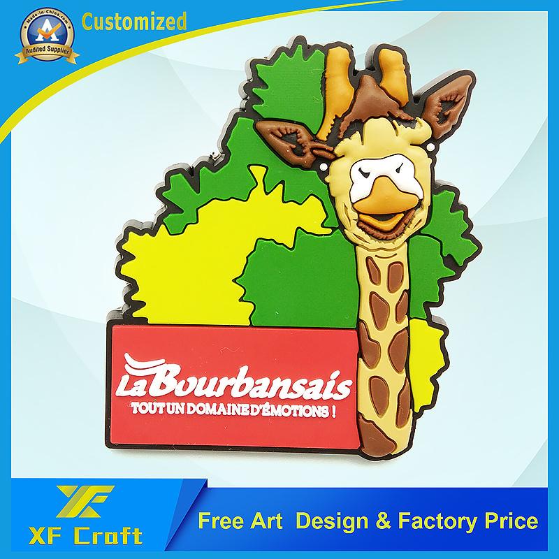 Promotion Gift/Paper/Rubber/Metal/PVC/Tin/Acrylic Fridge Magnet/Magnetic (XF-FM02)