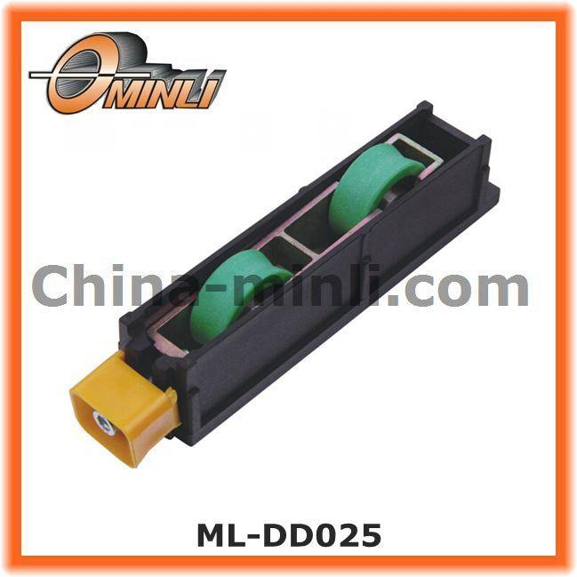 Adjustable Roller for Sliding Door and Window Plastic Bracket Pulley (ML-DD024)