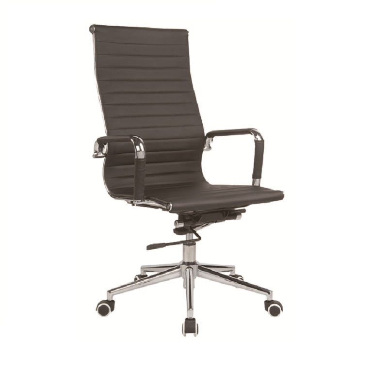 Metal High Back Office Chair Fashionable Style with Choice of Many Customers