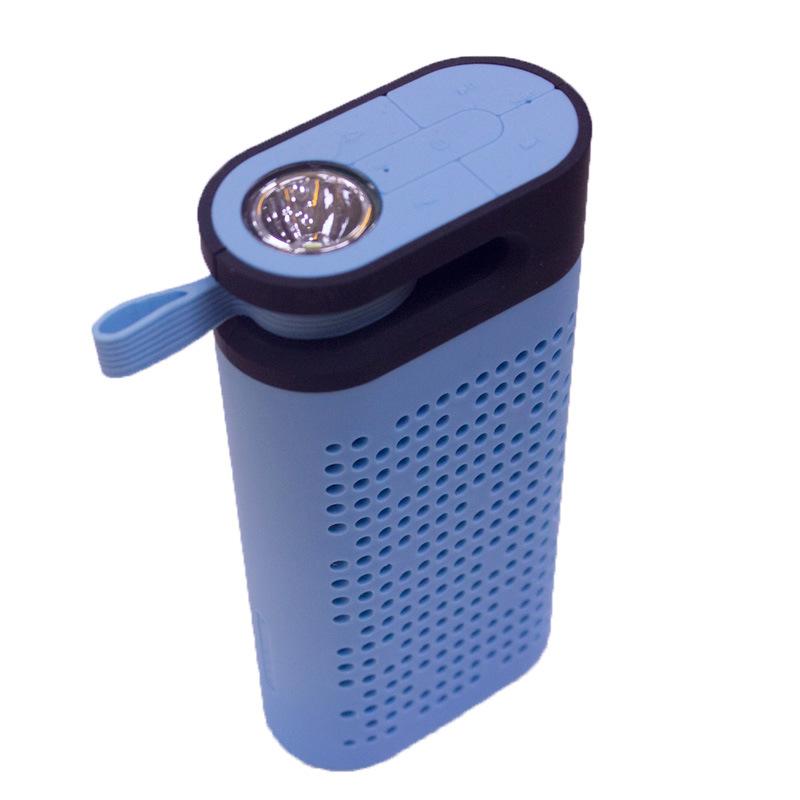 B038 Dustproof Outdoor Power Bank Bluetooth Speaker