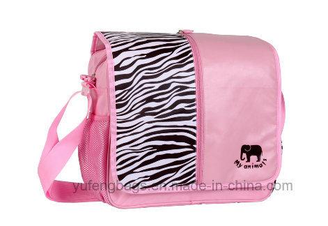 Girl′s Student School Messenger Bag