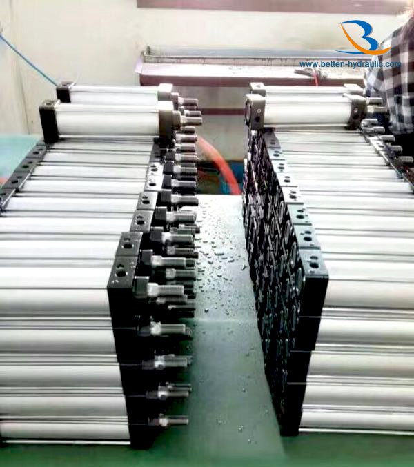 High Pressure Pneumatic Air Cylinder