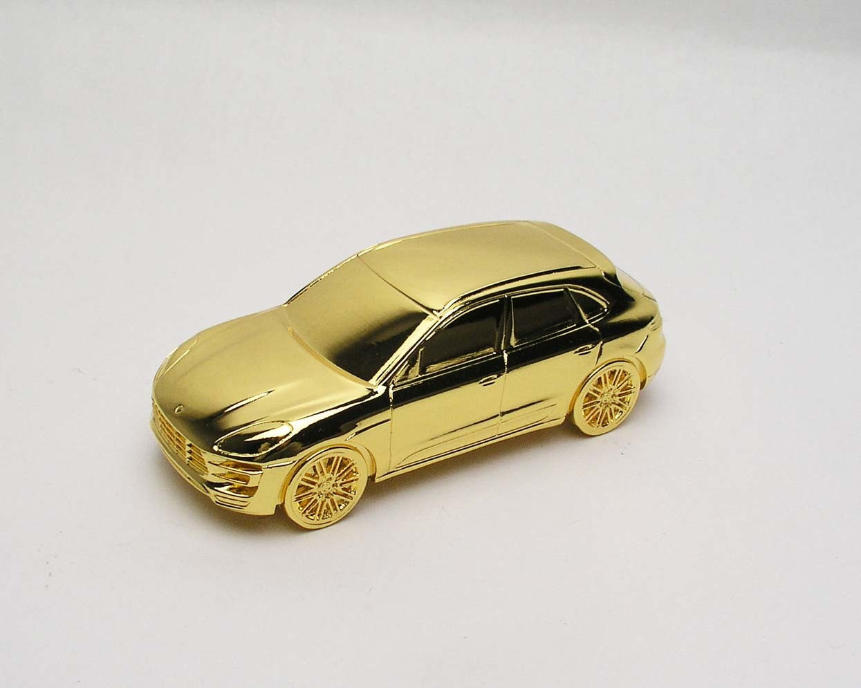 Zinc Alloy with Gold Plated Collection Model Car