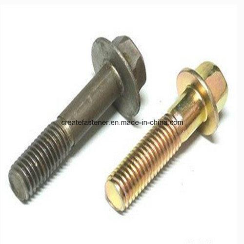 Hex Flange Bolts for DIN6921