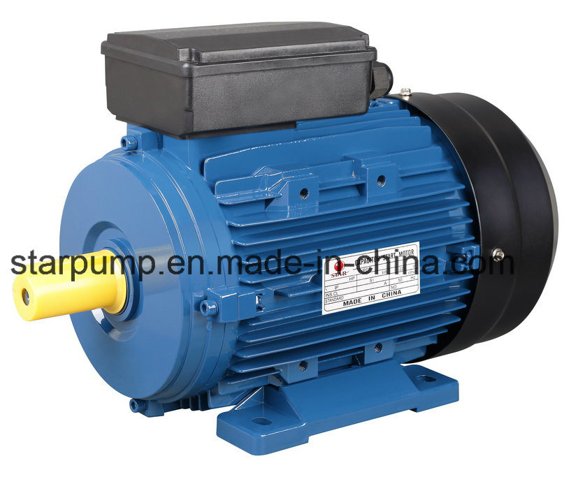Aluminum Housing Single Phase Electric Motor