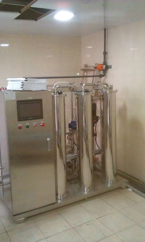Good Price 1000lph Medical&Hospital Use RO Water System for Hemodialysis