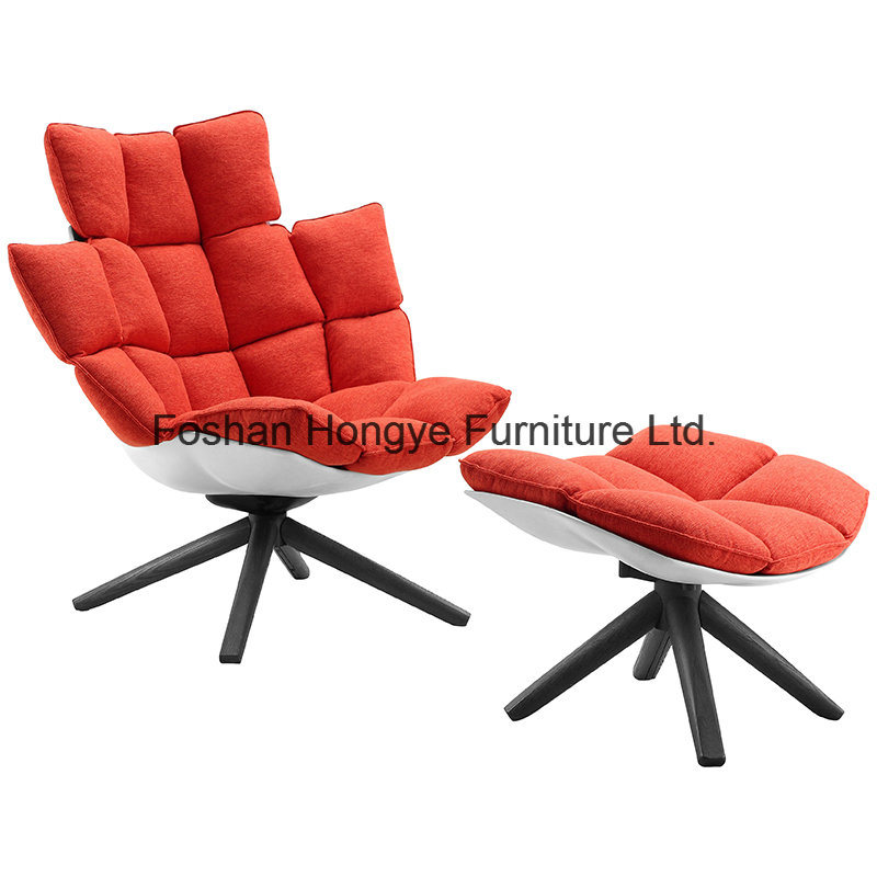 Living Room Comfortable Furniture Leisure Chair Husk Chair (KR11)