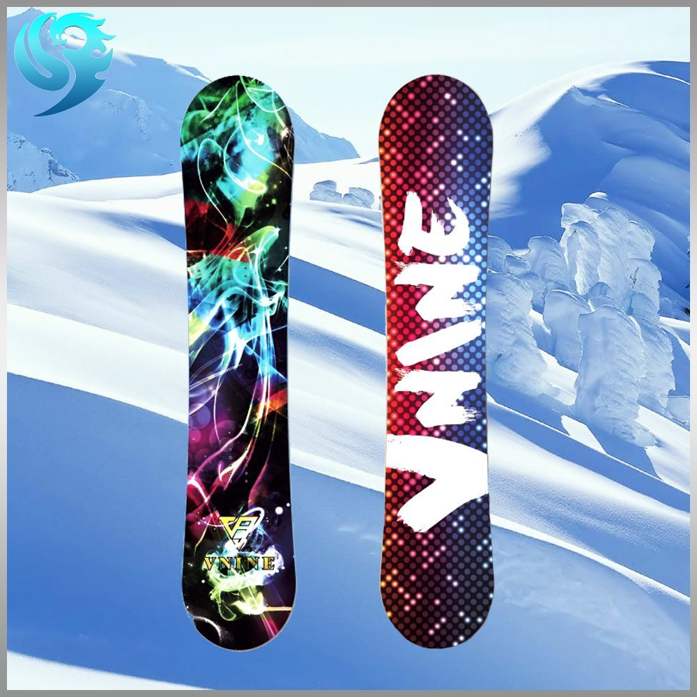 Factory Directly Produced Wholesale Customized Snowboard