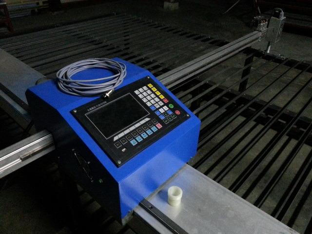 Portable CNC Gas Plasma Cutting Machine Phase 1 220V 60Hz
