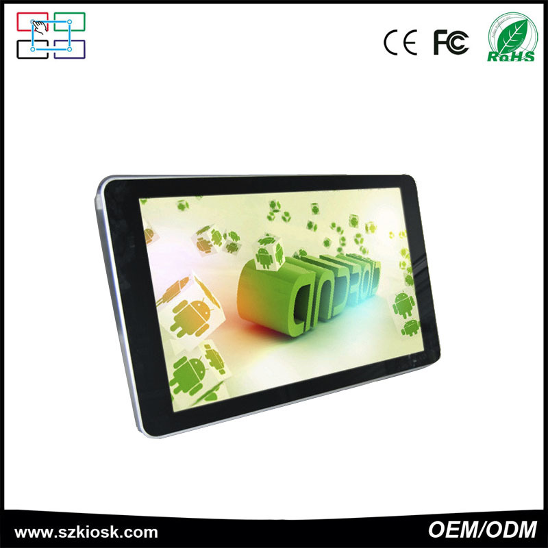 Touch Screen LCD Advertising Polishing Monitor
