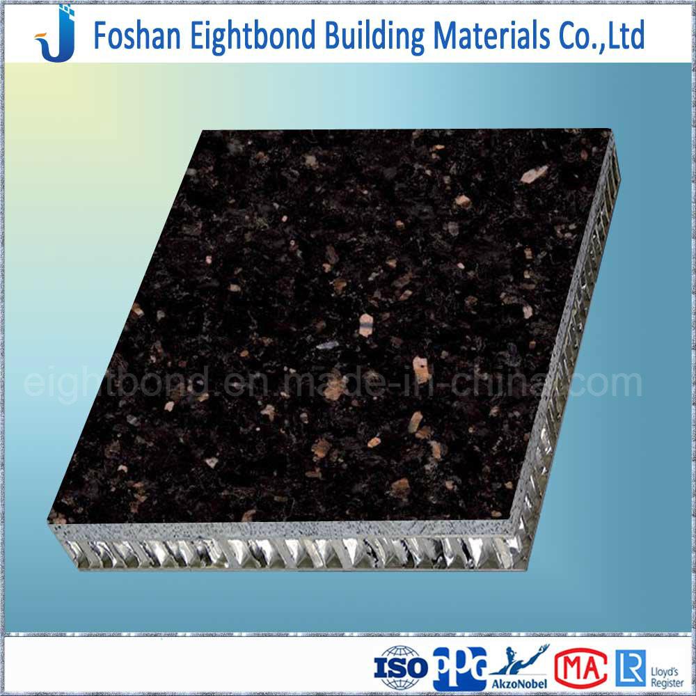 Black Galaxy Granite Honeycomb Panel & Composite Sandwich Panel