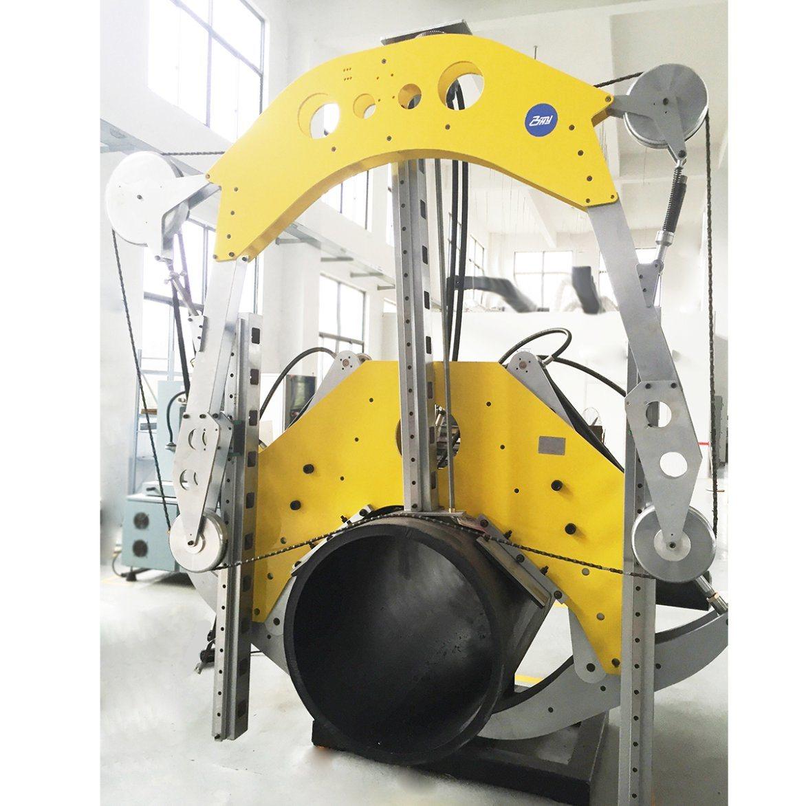 Hydraulic Diamond Wire Saw/Pipe Cutting Machine (DWS6084)