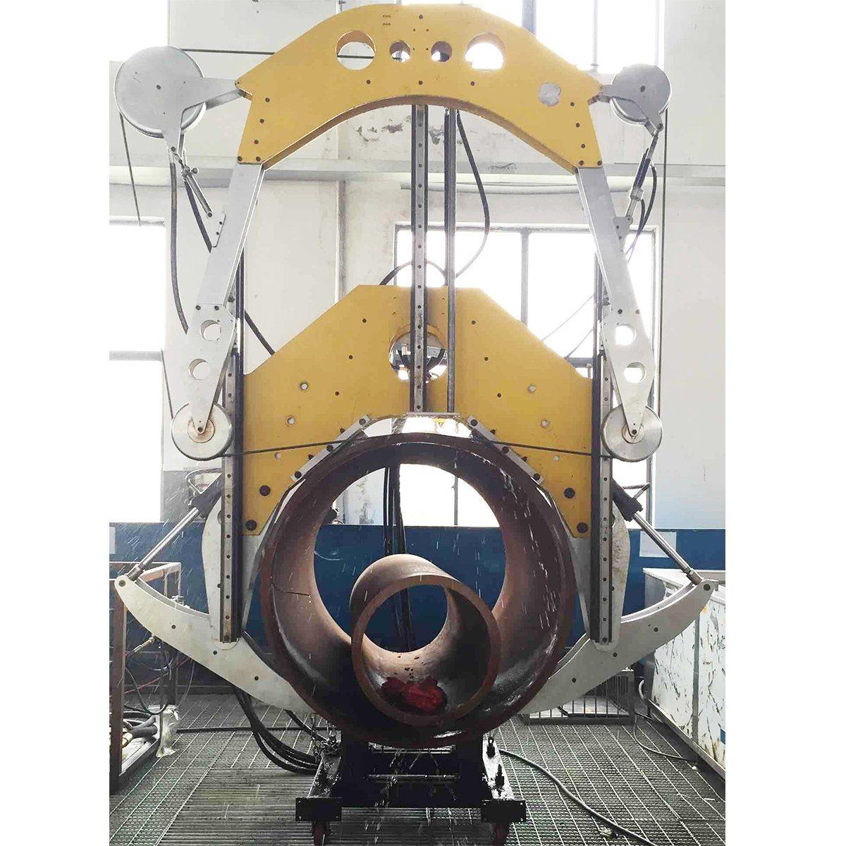 Hydraulic Diamond Wire Saw Machine/Pipe Cutting Machine (DWS6084)